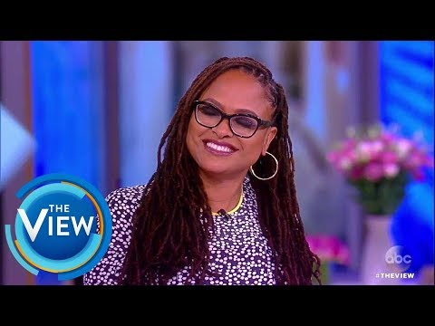 , title : 'Ava DuVernay Talks Inclusion Riders, Working With Oprah In 'A Wrinkle In Time' | The View'