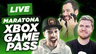 GEARS 4 COM STEREONLINE, SARDA E SOTOBELLO - Maratona Xbox Game Pass