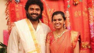 Singer Pranavi Engaged With Choreographer Raghu Master