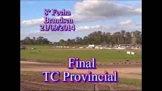 preview picture of video '8º Fecha: 21/09/2014 Final del TC PROVINCIAL en Brandsen'