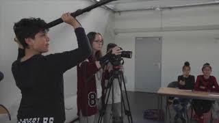 Making of courts-métrages à Schweitzer