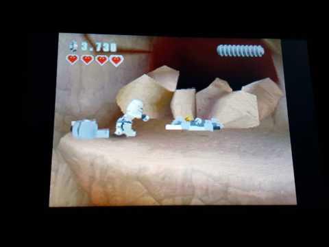 Let's Play Lego Star Wars 3 Nintendo DS Part 1 deutsch