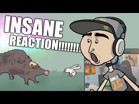 SUMMIT1G REACTS TO FUNNY ANIMATION (INSANE REACTION)