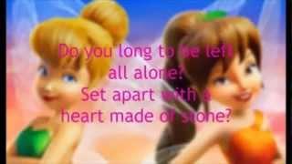 Strange Sight - KT Tunstall (Tinker Bell and The Legend of the Neverbeast OST) Karaoke version