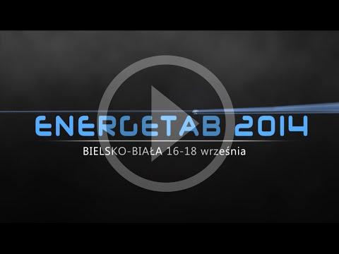 Wideorelacja z targów ENERGETAB 2014