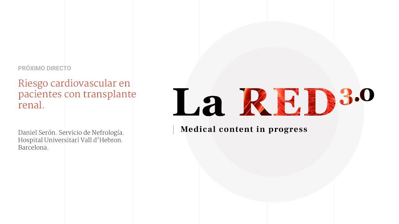 T02X024 Riesgo cardiovascular en pacientes con trasplante renal