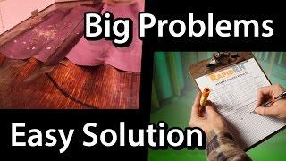 Moisture-Damaged Floors: Big Problem, Easy Solution – The Rapid RH L6