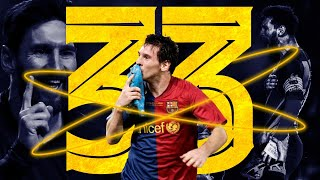 THE 33 MOST AMAZING MESSI MOMENTS 👑