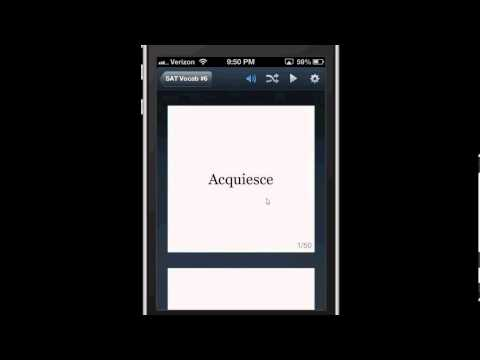 how to make flashcards on quizlet app