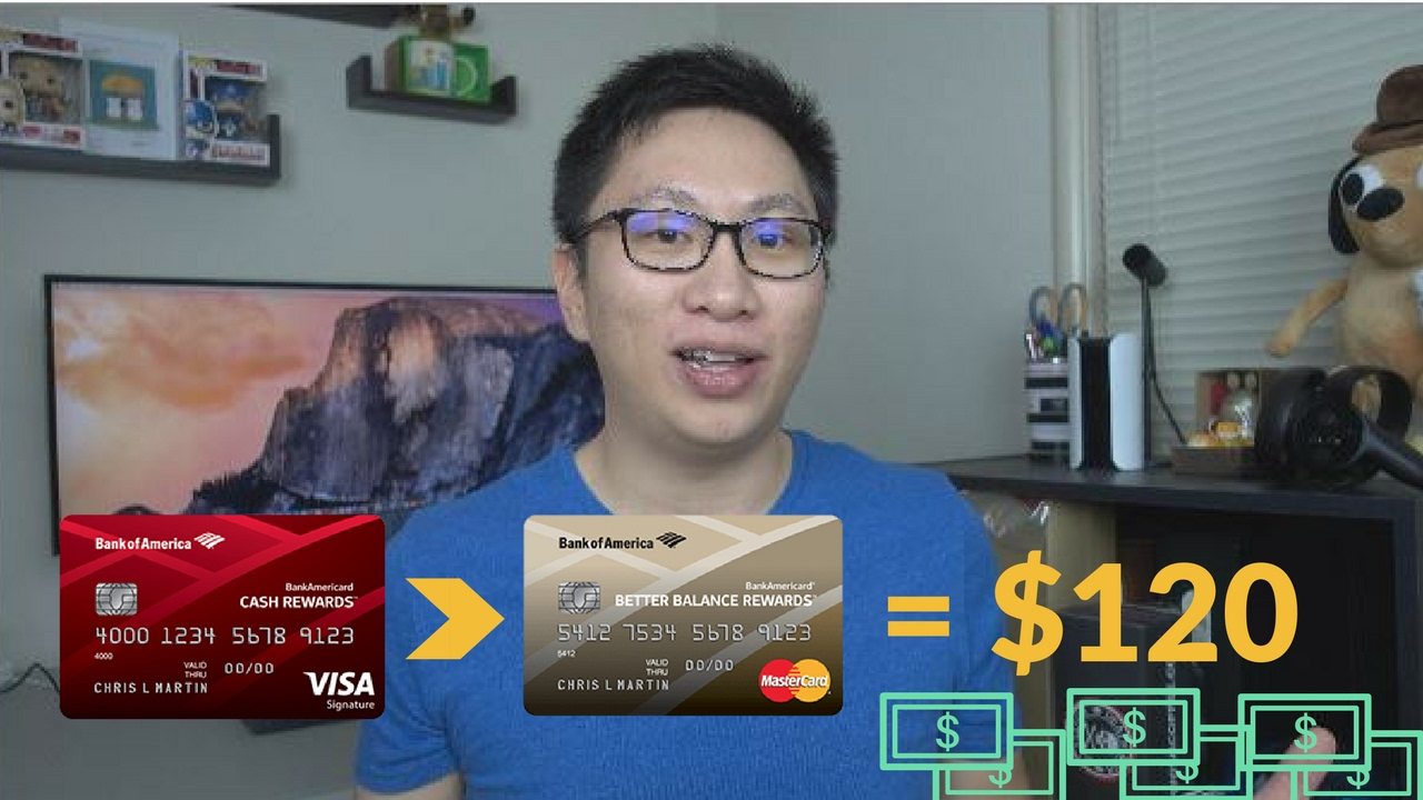 Have a Bank of America card you don't use? Here's how to turn it into $120 a year Screenshot Download