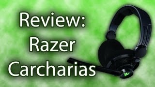 Review: Razer Carcharias Headset 2013 & Microphone Test