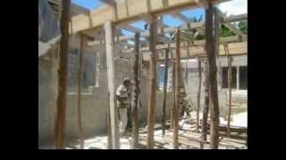 preview picture of video 'AIPJ - Misiones- Construccion Iglesia Santidad a Jehova II (Barahona)'