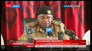 Nelson Marwa claims Nyali has the biggest number of illegal weapons
