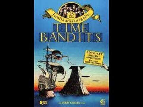 George Harrison - Dream Away (Time Bandits)