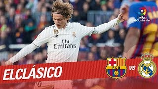 ElClasico – Luka Modric post