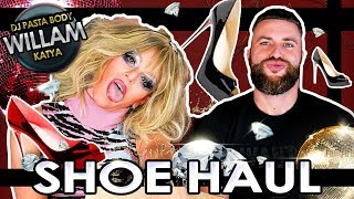 Download Video LOUB SHOE HAUL w/ DJ Pastabody & Katya Zumosomethin MP3 3GP MP4