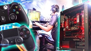 10 Types of Gamers