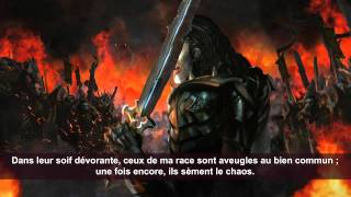 Magic: The Gathering Dark Ascension Trailer (French)