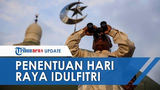 Kemenag akan Gelar Sidang Isbat Penentuan Hari Raya Idulfitri pada Jumat (22/05/2020)