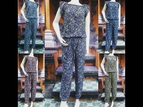 Jumpsuit Celana Panjang + Join Reseller Only 10.000 Mp3