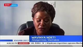 Wavinya Ndeti amkosoa Gavana Alfred Mutua katika hatua ya kuwasimamisha wafanya kazi zaidi ya 400
