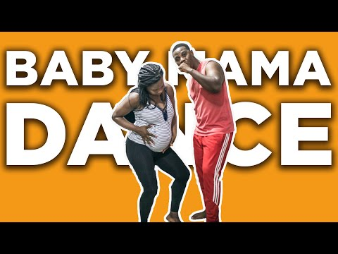 Baby Mama Dance To Burna Boy - Anybody