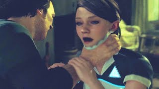 Save Alice vs Reason With Todd - Detroit Become Human