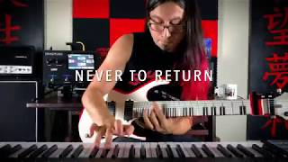 "INSANE DUAL SHRED VIDEO for ""Never To Return"" by Gabriel Guardian!"