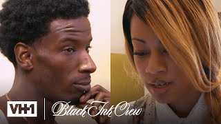 Puma & Quani's Relationship Timeline 💞 VH1 Supercut | Black Ink Crew