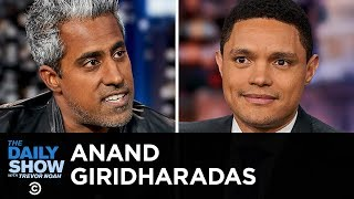 """Anand Giridharadas - """"Winners Take All"""" and the Paradox of Elite Philanthropy 