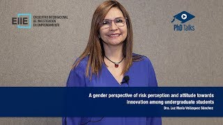 A gender perspective of risk perception and attitude towards innovation among undergraduate students