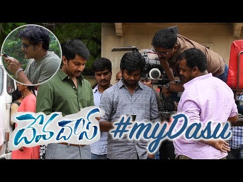 Nagarjuna Reveals A Funny Fact About Nani