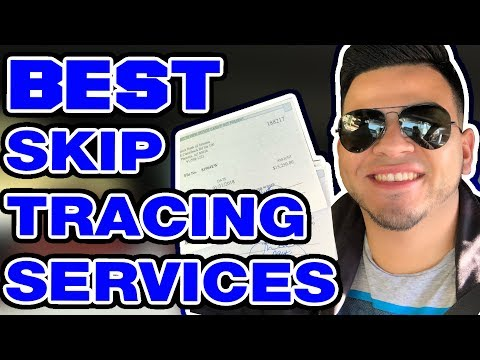 Skip Tracing Services For Real Estate Investors - YouTube