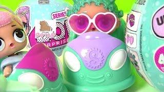 Видео для Детей. Куклы #Пупсики! Сюрприз Игрушки. LOL BABY DOLLS Игры #дляДетей