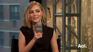 "AnnaSophia Robb On ""Mercy Street"" 