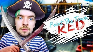 WALK THE PLANK | Paint The Town Red #10