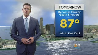 CBSMiami.com Weather 10/18/17 11 PM