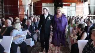 Dahkle/Gold Wedding Highlights