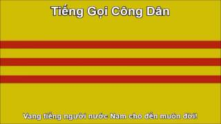 Vietnam Anthem Text - National Anthem