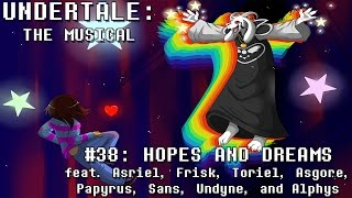 Undertale the Musical - Hopes and Dreams