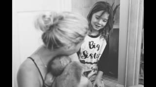 Sarasota Florida Home Birth Photographer | Baby Ella's Birth Story
