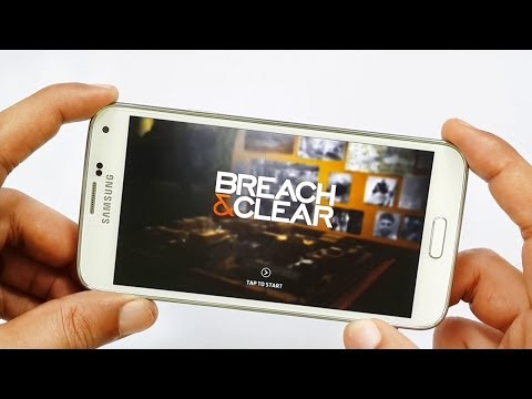 breach & clear iphone review