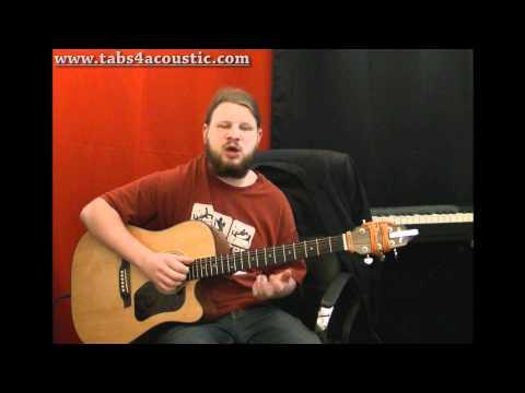 comment jouer il y a a la guitare