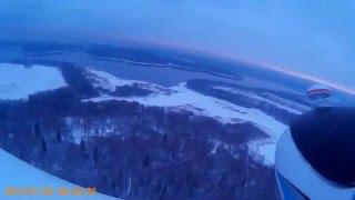 FPV полет беспилотника SKY-X от