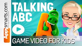 Talking ABC - Alphabet Game Demo [3+,iPad,iPhone,Android]