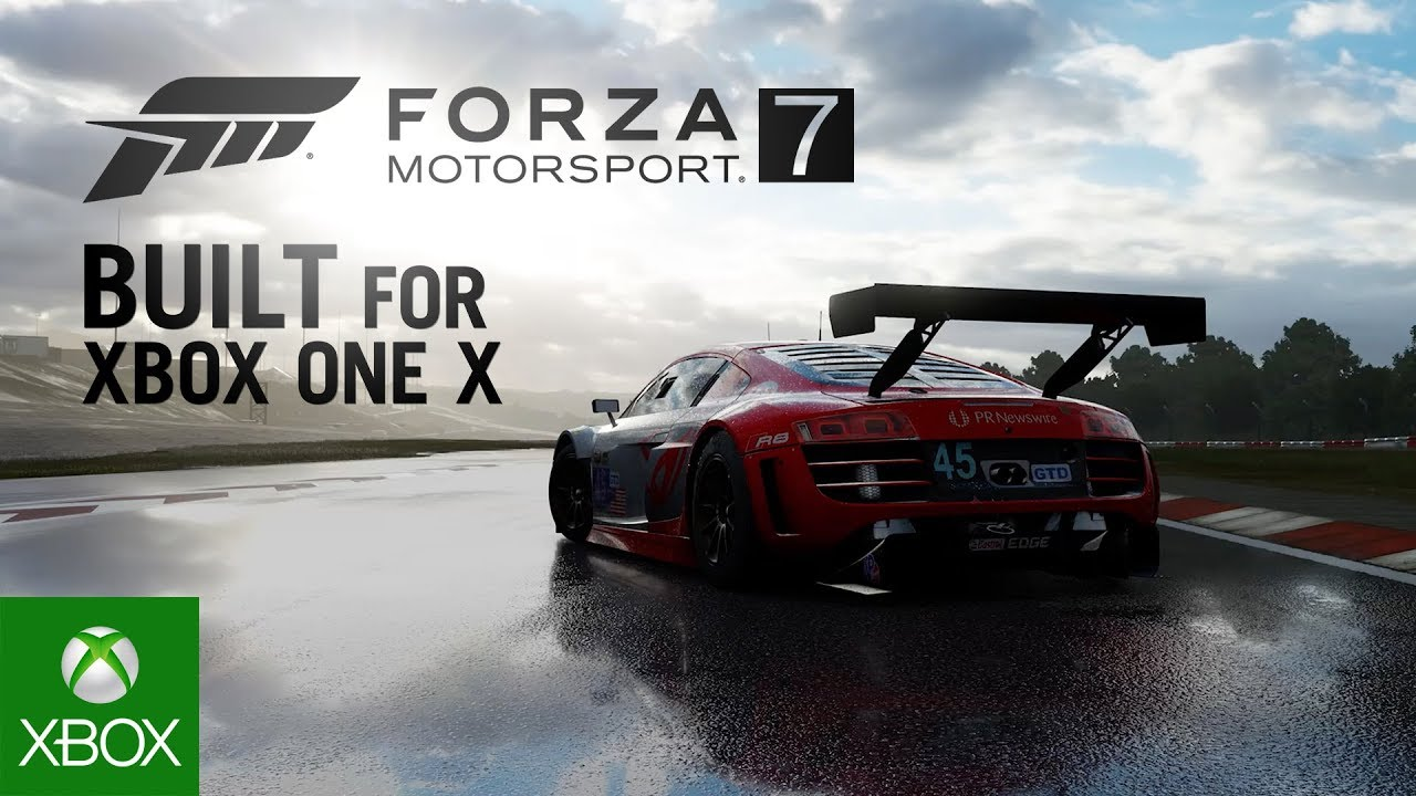 forza motorsport 7 for xbox one and windows 10 xbox. Black Bedroom Furniture Sets. Home Design Ideas
