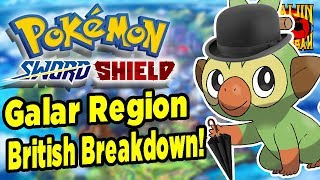 Pokemon Sword & Shield, British Breakdown! - Culture Shock