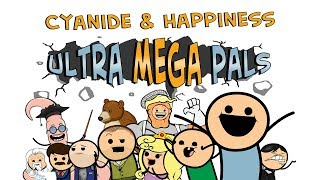 THANK YOU and Patreon Update - A Cyanide & Happiness Announcement