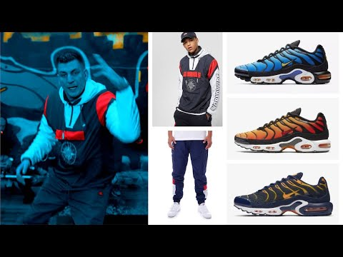 187 Strassenbande - HaifischNikez Allstars OUTFITS REACTION