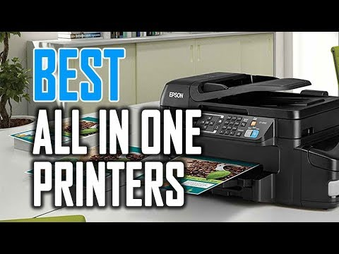 Best All in One Printers in 2018